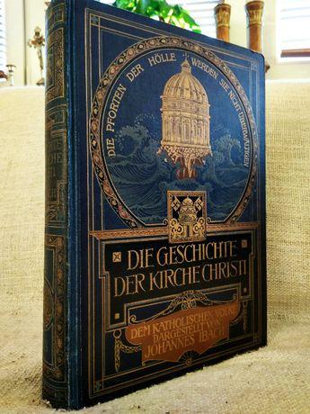 1919 rok. Historia Kościoła Chrystusowego. Ilustracje