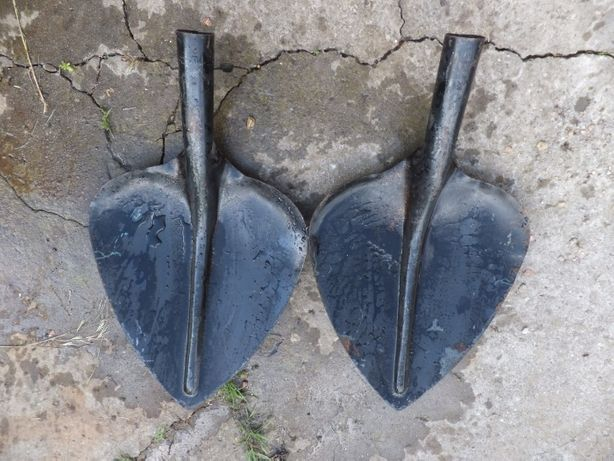 Лопата строительная