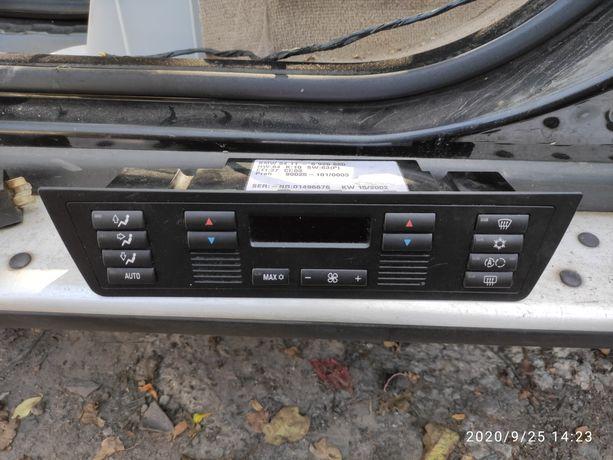 BMW X5 E53 panel klimatyzacji sterowania nawiewów