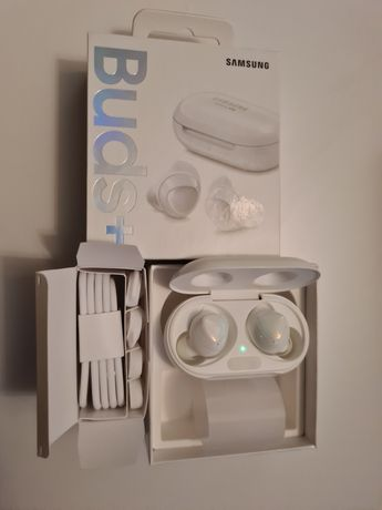 Słuchawki Samsung Buds+ Nowe pamu airpods pro huawei