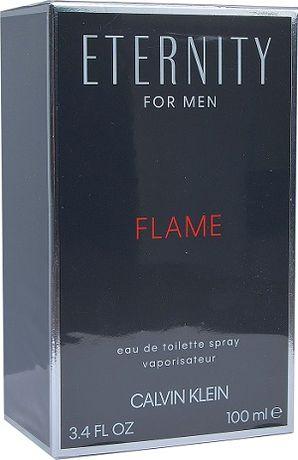 Calvin Klein Eternity Flame 100ml edt men produkt