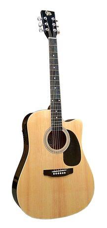 Guitarra Electro-Acústica GEMMA ACE STANDARD NAT