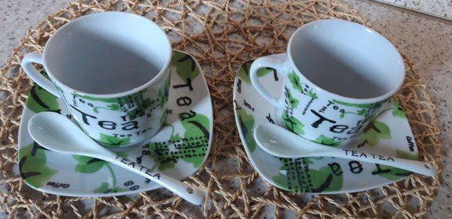 Filiżanki do herbaty