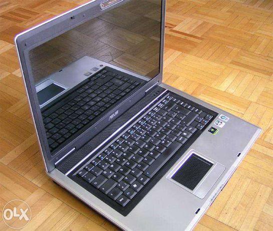"""Двух ядерный ноутбук Asus F3T (диагональ экрана 15.4"""")"""