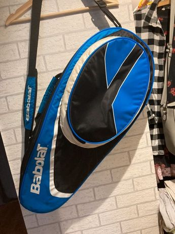 Torba tenisowa plecak do gry w tenisa Babolat streetwear vintage
