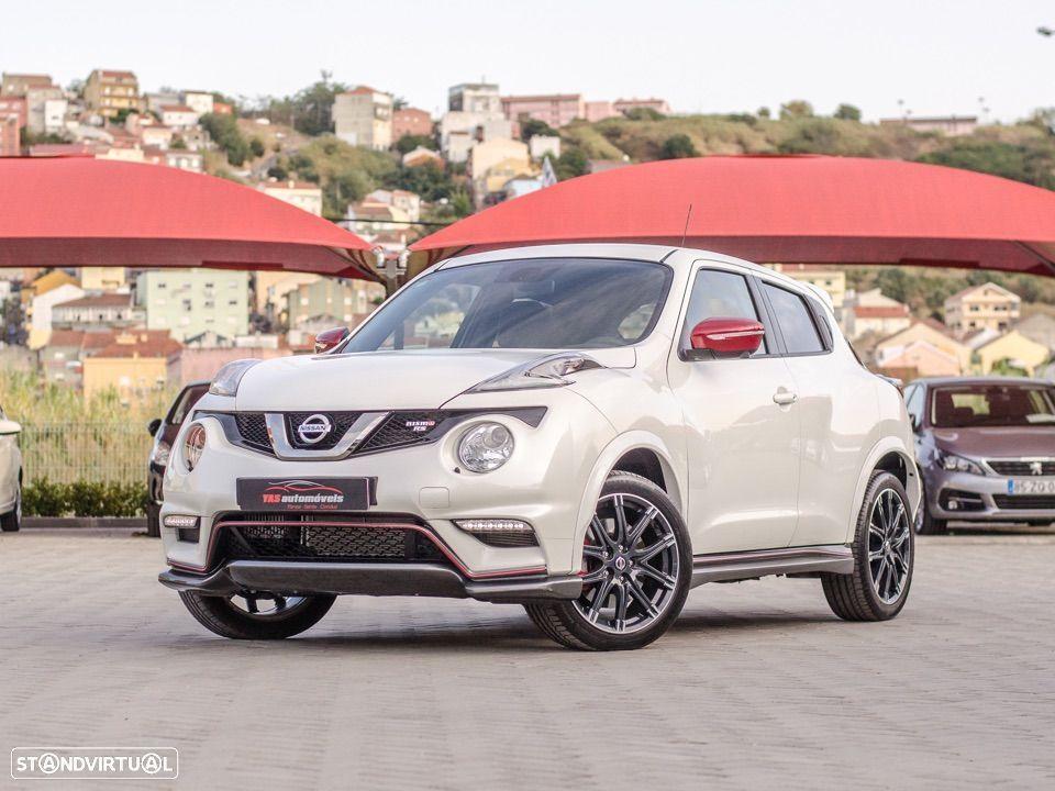 Nissan Juke 1.6 DIG-T Nismo RS Xtronic