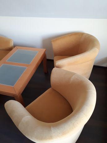 Zestaw wypoczynkowy sofa, fotele 2szt.