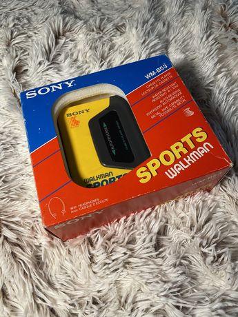 Кассетный плеер Sony Walkman Sports