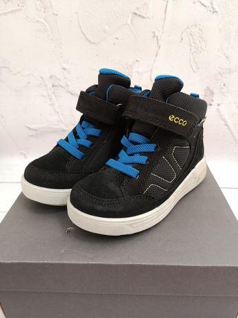 Зимние ботинки Ecco (Geox) р. 27