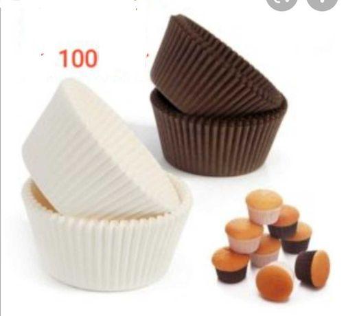 Бумажная капсула для кексов