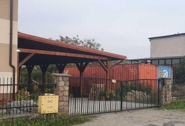 Brama ogrodzeniowa wjazdowa dwuskrzydłowa 6m