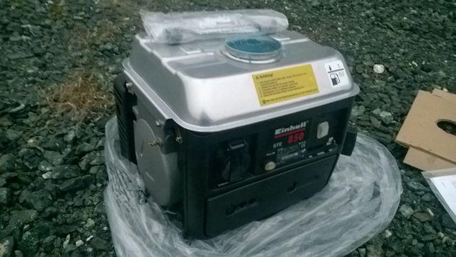 nowy agregat prądotwórczy einhell ste850
