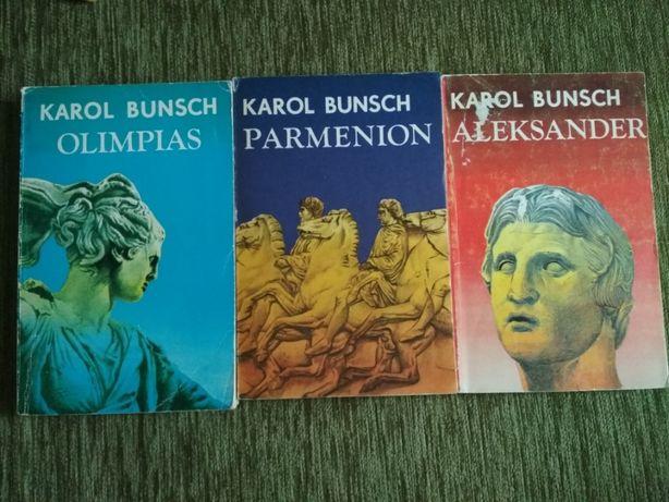 Bunsch - Trylogia o Aleksandrze Wielkim