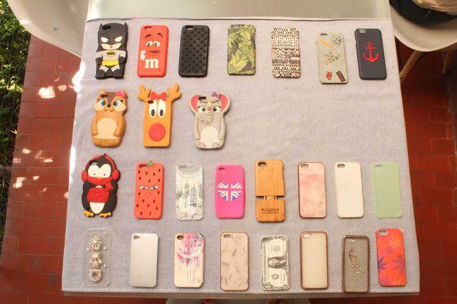Capas para telemóvel iphone