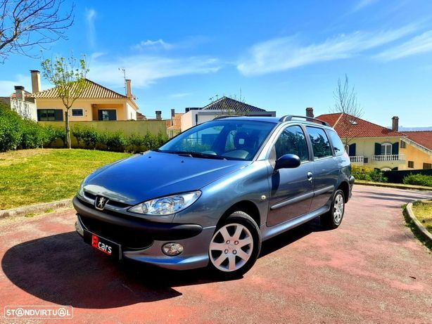 Peugeot 206 SW 1.4 HDi XS