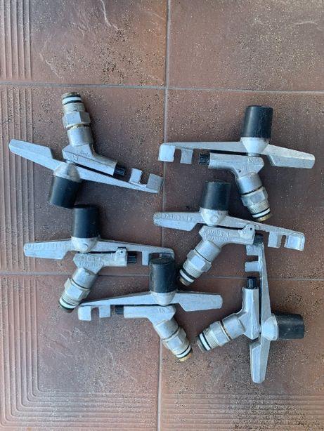 Спринклер, дождевальный аппарат для полива Роса 1