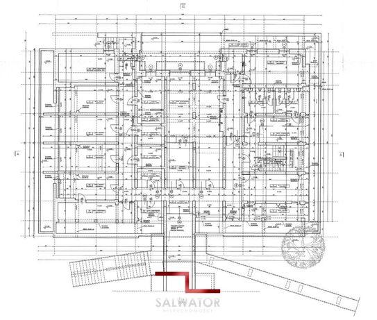 Budynek biurowy 1000 m2 miejsca parkingowe Dębniki