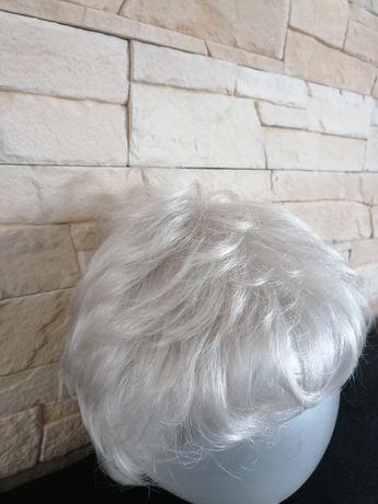 Włos naturalny peruka