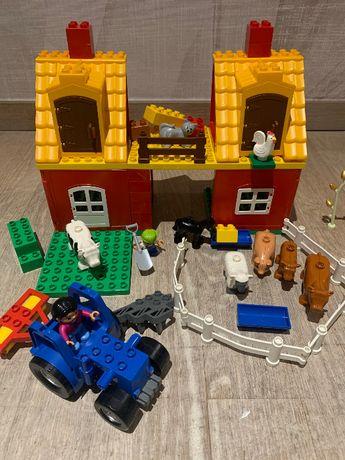 Lego Duplo 4665 Ville Duża Farma i 5645 Quad Farmera