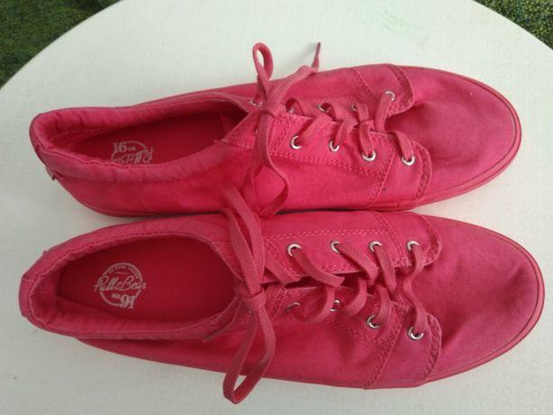 Sapatilhas Pull&Bear rosa