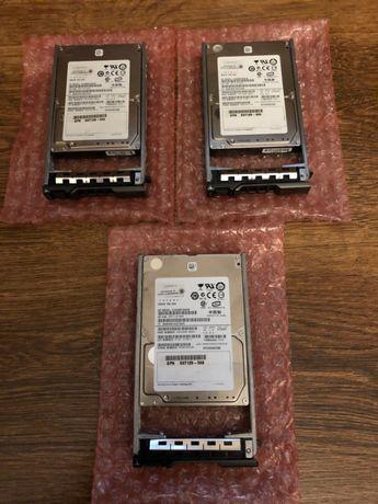Dysk SAS HP EG0300FAWHV 300GB SAS 2,5'' 10K RPM - 3 sztuki