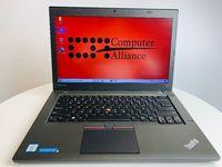 Laptop Raty Lenovo T460   i5-6300u   8GB   256GB SSD   FHD   Klasa A-