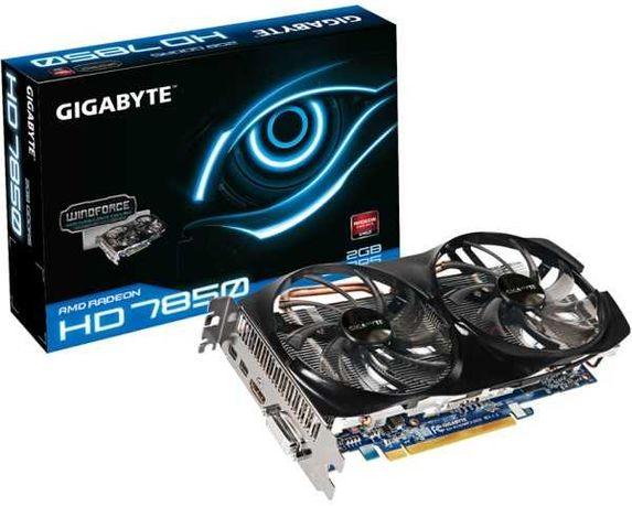 Видеокарта Gigabyte Radeon HD7850 2048MB GDDR5 (256bit) (975/4800)