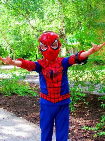 Маска человек паук Spider Man