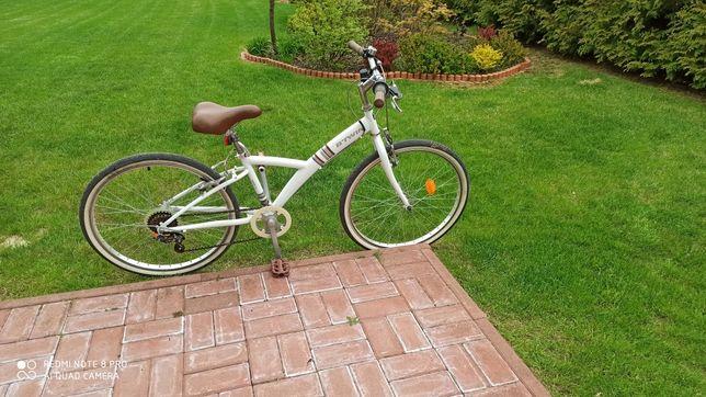 Rower dziewczęcy 24''