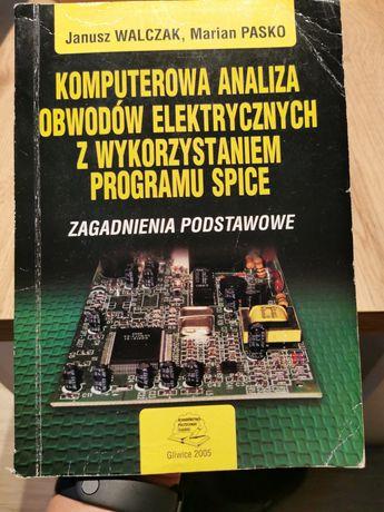 Komputerowa analiza obwodów elektrycznych program spice Walczak, Pasko