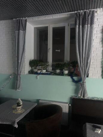 Комплект шторы +скатерти 4 шт