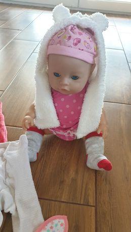 Lalka Baby Born płacząca prawdziwymi łzami.
