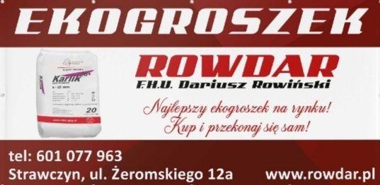 Promocja KARLIK PGG Ekogroszek ROWDAR Kielce
