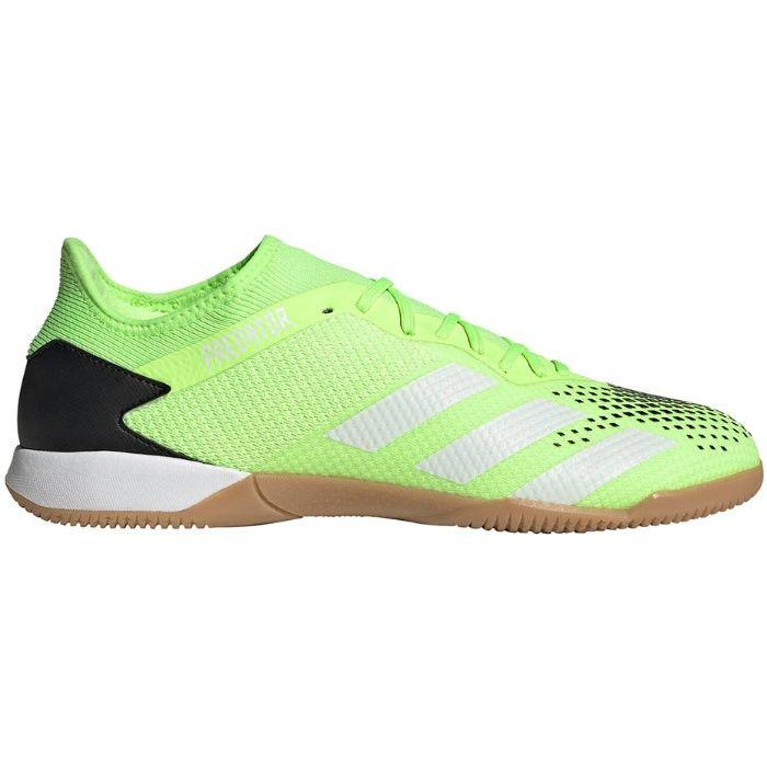Buty piłkarskie adidas Predator 20.3 L IN zielono-czarne EH2909-różne Strzelce Opolskie - image 1