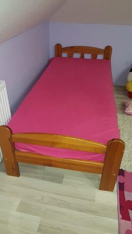Łóżko 200×90 , drewno sosnowe. 2 szt. Prawe i lewe.