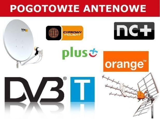 Antena Satelitarna Czasza SAT 120 cm   grafit Montaz anten Biłgoraj