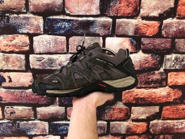 Мужские треккинговые кроссовки Salomon Gore-Tex Размер 44 28 см