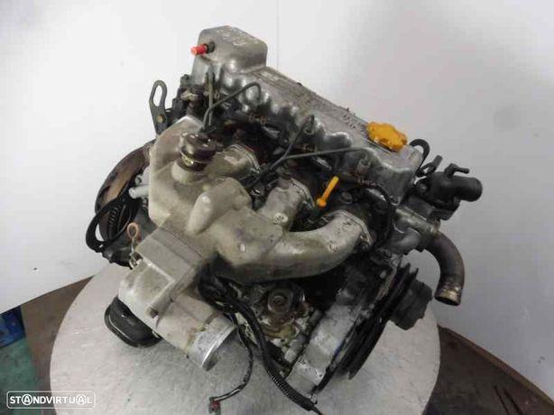 Motor Nissan Cabstar 3.0Td BD30 BB Mecanica