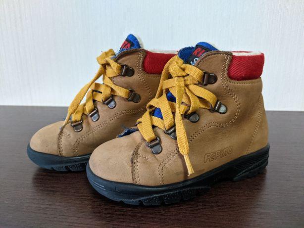Зимние, демисезонные ботинки