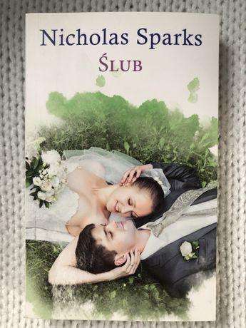 Ślub Nicholas Sparks