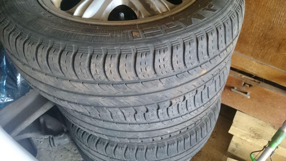 Продаю колеса в зборе на титановых дисках Кривой Рог - изображение 1