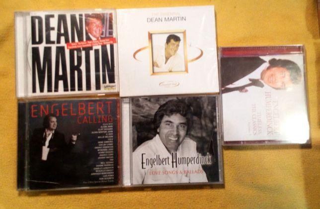 Zestaw 6 CD D. Martin, E. Humperrdinck