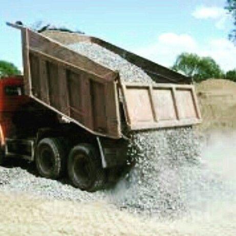 Песок щебень отсев чернозем вывоз строй отходов Киево-Святошинский р-н