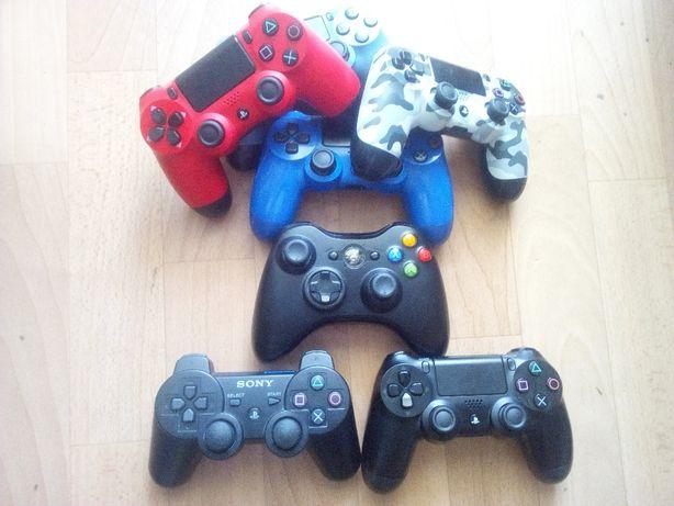 Ремонт геймпадов (джойстиков) Dualshock 4,3, Xbox 360, One Адемгородок