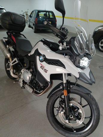 Moto BMW 750 FGS