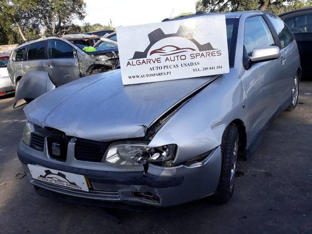 Seat Ibiza 1.4 Gasolina/GPL 2001 Para Peças