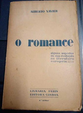 O Romance, de Alberto Xavier, de 1934