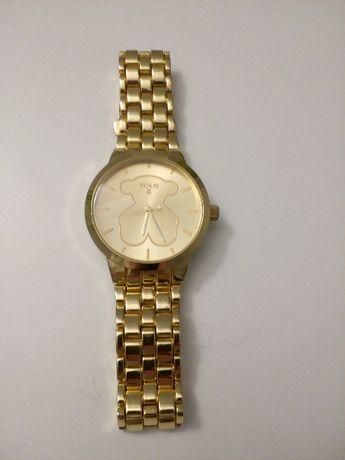 Zegarek TOUS złoty