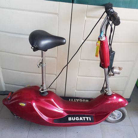 Tritinete electrica Bugatti