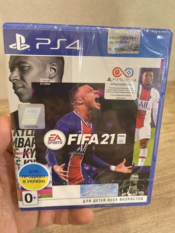 Игра FIFA 2021 для PS4/PS5